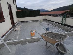 Remodelación de Terraza