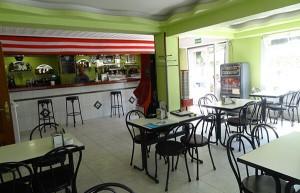Reforma de Cafetería - Geltoki 1