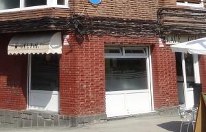 Reforma de Cafetería - Geltoki 3