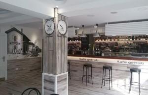 Reforma de Cafetería - Geltoki 7