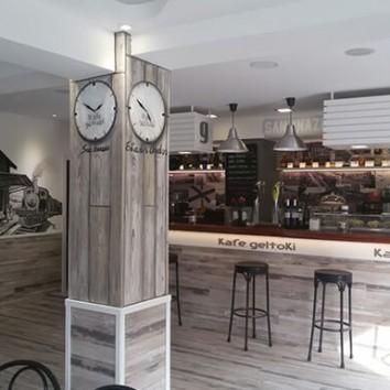 Reforma de Cafetería - Geltoki